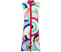 Hemdkleid mit grafischem Print