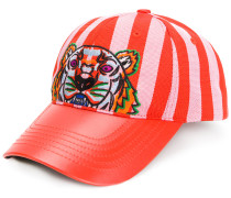 Gestreifte 'Tiger' Kappe