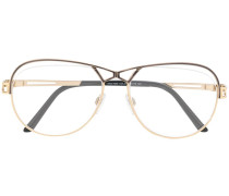 '4265' Pilotenbrille