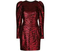 Kleid mit breiten Ärmeln