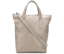squared handles tote