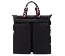 shopper tote backpack