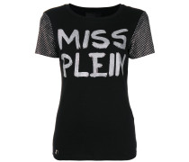 'Miss Plein' T-Shirt