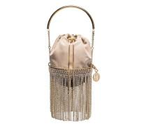 'Kingham' Mini-Tasche mit Kristallen
