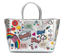 'All Over Stickers Ebury' Handtasche