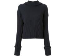 Pullover mit geflochtenen Details