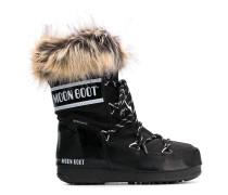 Snow-Boots mit Faux Fur