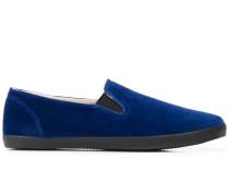 Loafer in Samtoptik
