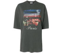 """T-Shirt mit """"Paris""""-Print"""