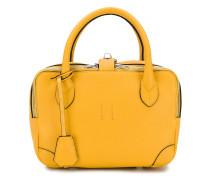 Handtasche mit Rundumreißverschluss