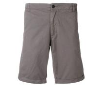 Chino-Shorts mit geradem Schnitt