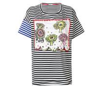 boxy striped T-shirt