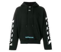temperature hoodie