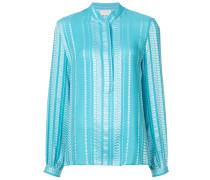 Gemusterte 'Hera' Bluse