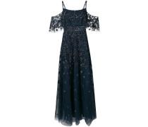 Verziertes Abendkleid