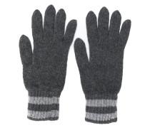 Melierte Handschuhe