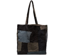 Shopper im Patchwork-Design