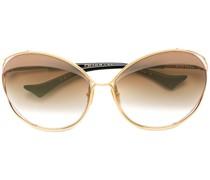 Sonnenbrille in Colour-Block-Optik