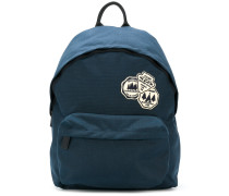 camping patch backpack