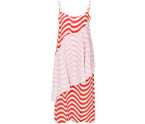 ruffled hypnotic dress