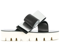 oversized bow slides