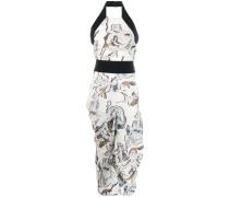 'Sabine' Kleid mit Print