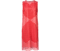 Perforiertes Kleid