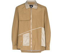 X A-COLD-WALL* two tone jacket