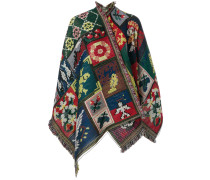 jacquard shawl