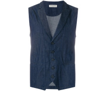 fitted waistcoat