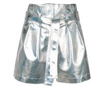 Shorts mit Hologramm-Effekt