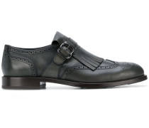 Monk-Schuhe mit Schnallenverschluss