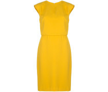 Kleid mit drapiertem Ausschnitt