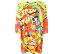 "T-Shirtkleid mit ""Crazy Fruits""-Print"