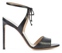 tie front sandals