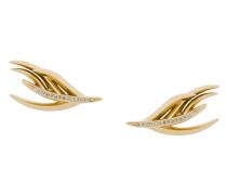 'White Feather' Diamantohrringe