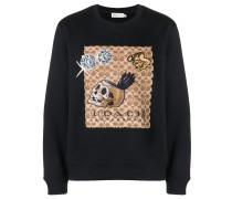 x Disney signature sweatshirt