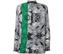 'Barocco Instante' Seidenhemd