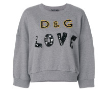 'D&G Love' Pullover
