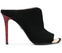 Sandalen mit Peeptoe