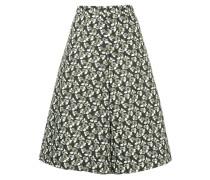 Culottes mit floralem Print