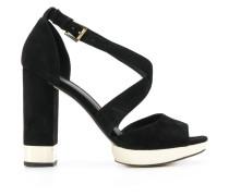 'Valerie' Sandalen mit Blockabsatz