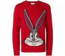 Pullover mit Bugs-Bunny-Motiv