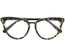 Klassische Cat-Eye-Brille