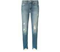 Jeans mit Distressed-Optik