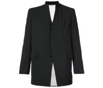 high standing collar jacket