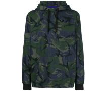 camouflage denim sweatshirt