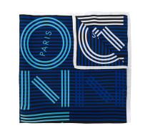 Seidenhalstuch mit Logo