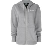 Karl's Essential zip hoodie