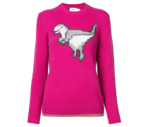 Pullover mit Dinomotiv